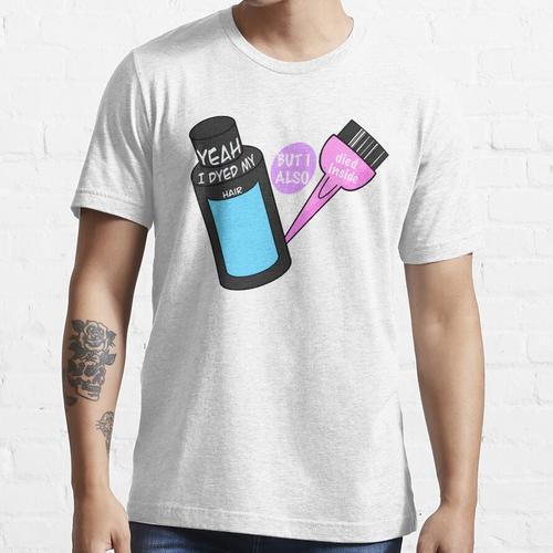 Haarfärbemittel Essential T-Shirt