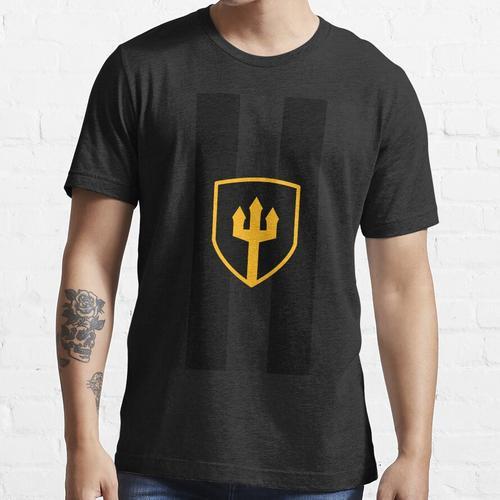 Manchester United 94 Auswärtstrikot - Cantona Essential T-Shirt