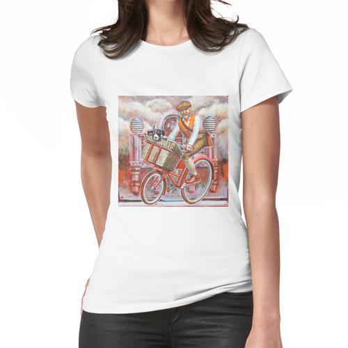 Tweed Runner auf Red Pashley Frauen T-Shirt