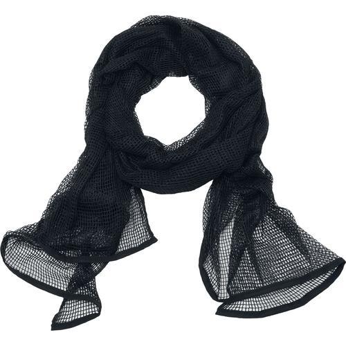 Brandit Netzschal Schal - schwarz