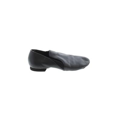 American Ballet Theater Dance Shoes: Black Solid Shoes - Size 1 1/2