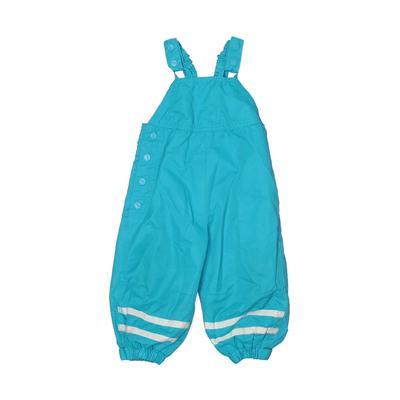 Ciraf Snow Pants With Bib - Adjustable: Blue Sporting & Activewear - Size 75