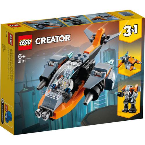 LEGO®Creator 31111 Cyber-Drohne, bunt