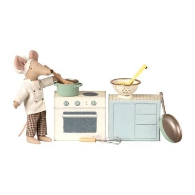 Maileg - Kitchen Cooking Set
