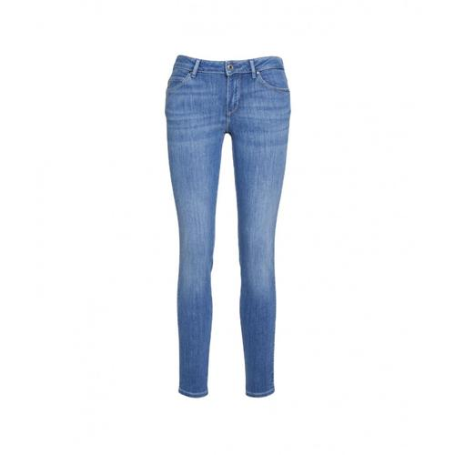 Guess Damen Jeans Shaping Blau