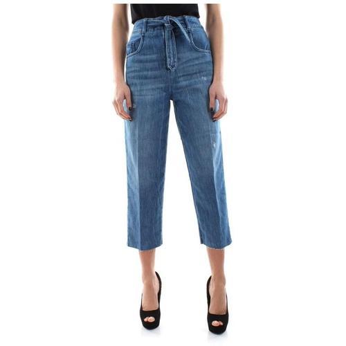 Pinko Morgan 2 Jeans Frauen Denim Medium Blue