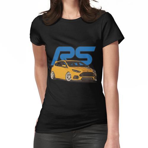 Ford Focus Rs Ford Focus RS Frauen T-Shirt