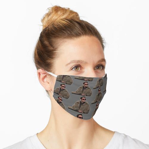 John Mulaney Brille Maske