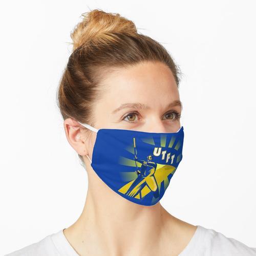 Everton FC Partisan UTFT Maske