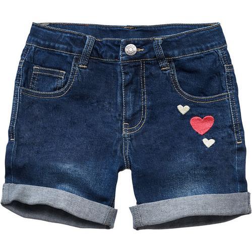 Jeans-Shorts, blau, Gr. 92
