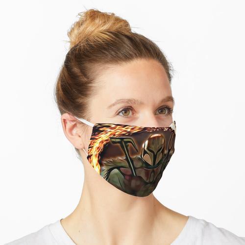 Der Waffenschmied - das ist der Weg Maske