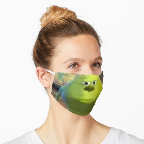 Zweiäugiger Mike Wazowski Maske