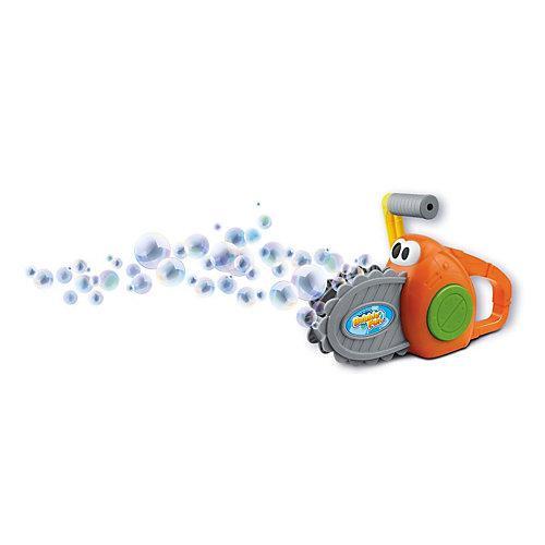 Bubble Maker Seifenblasen Kettensäge Seifenblasen mehrfarbig