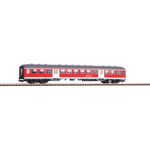 PIKO Personenwagen Nahverkehrswagen n-wagen 2. Klasse, (57675) rot Kinder Loks Wägen Modelleisenbahnen Autos, Eisenbahn Modellbau