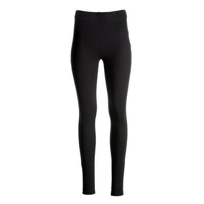 Boston Proper - Knit Ponte Pull-On Legging - Black - X Large