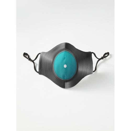 Schallplatte Maske