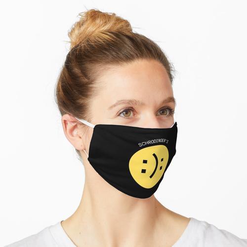 Schrödingers Smiley - Schrödingers Smiley Maske