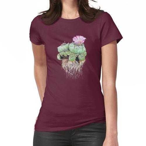 Peyote: Lophophora williamsii Frauen T-Shirt