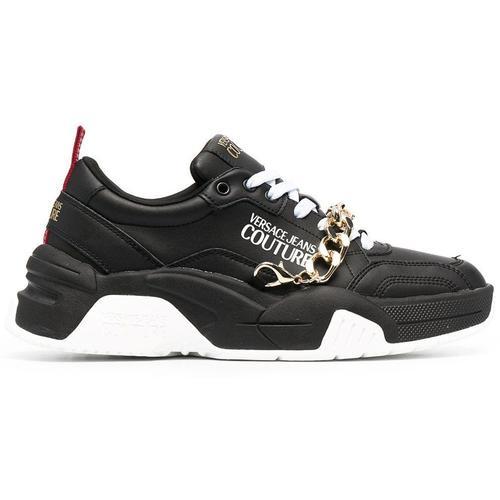 Versace Jeans Sneakers mit dicker Sohle