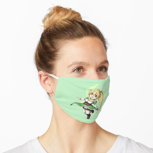Leafa Chibi - Swort Art Online Maske