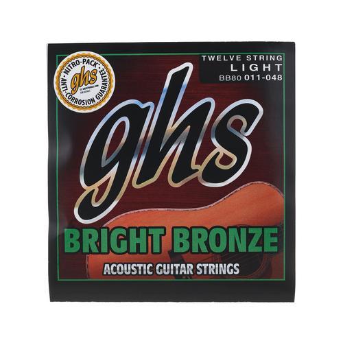 GHS Bright Bronze BB80 011-048