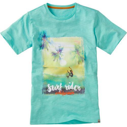 T-Shirt California, türkis, Gr. 176/182