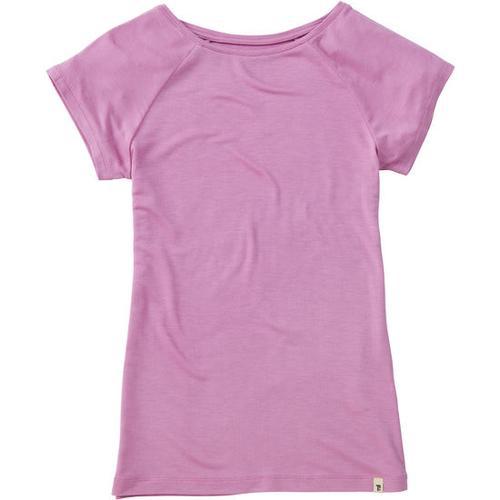 Shirt festlich, lila, Gr. 140/146