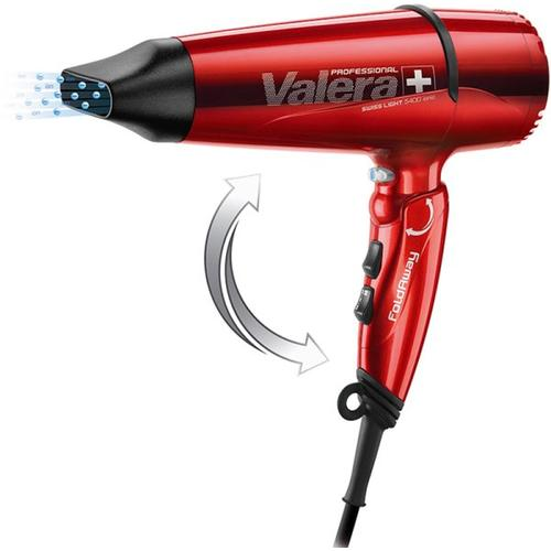 Valera Professional Swiss Light 5400 FOLD AWAY red - Rot Haartrockner