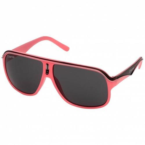 MSTRDS KMA Racer Shades UV400 Sport Sonnenbrille 10265 pink black