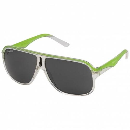 MSTRDS KMA Racer Shades UV400 Sport Sonnenbrille 10265 clear lime