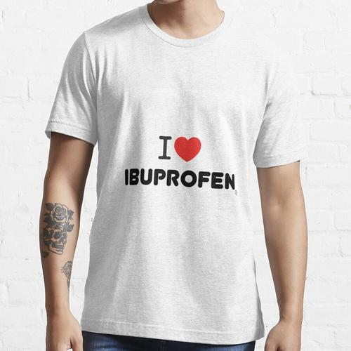 Ich liebe Ibuprofen / Ich liebe Ibuprofen Essential T-Shirt