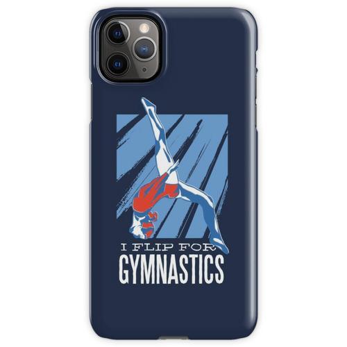 Gymnastik, Turnen, Bodenturnen, Flip, Sport, Frau iPhone 11 Pro Max Handyhülle