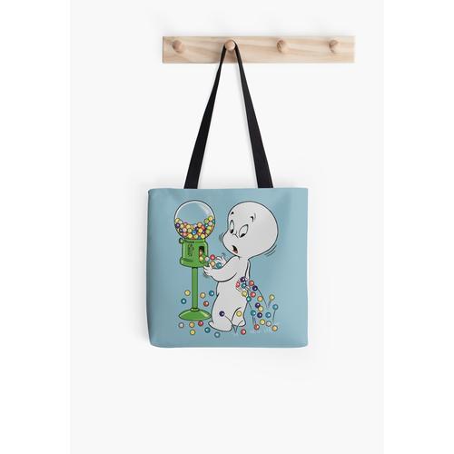 Casper verliert Kaugummis Tasche