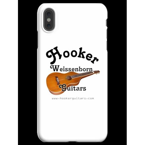 Hooker Weissenborn Gitarren iPhone XS Max Handyhülle
