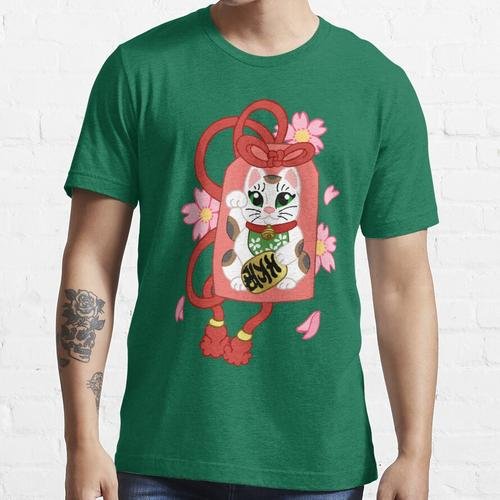 Japanischer Glücksbringer Essential T-Shirt