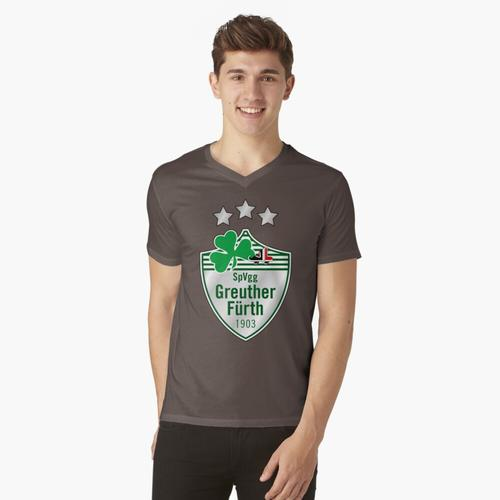SpVgg Greuther Fürth t-shirt:vneck