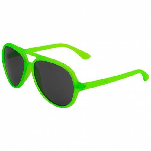 MSTRDS Aviator UV400 Piloten Sonnenbrille 10455 neon green