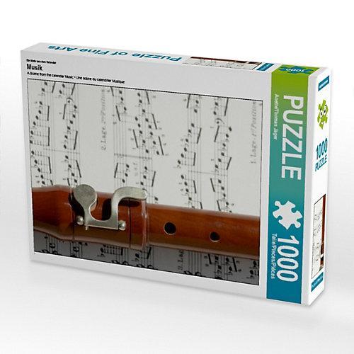 Musik Foto-Puzzle Bild von Anette Jäger Puzzle