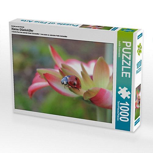 Kleine Glückskäfer Foto-Puzzle Bild von Judith Doberstein Puzzle