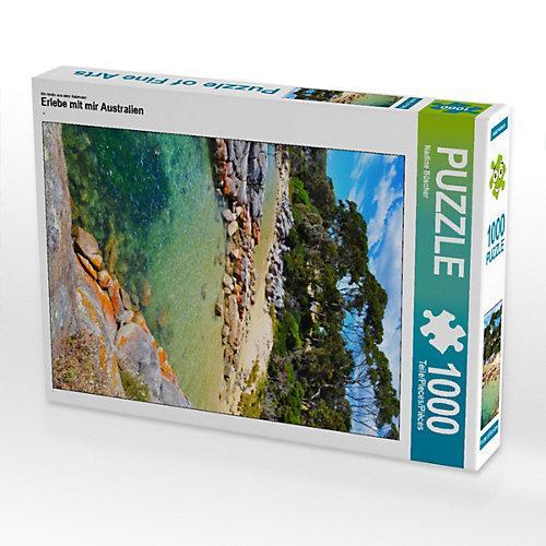 Erlebe mit mir Australien Foto-Puzzle Bild von Nadine Büscher Puzzle