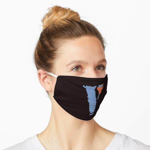 Vlone T-Shirt Maske
