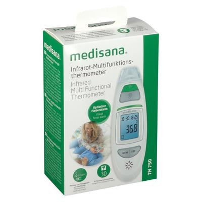 Medisana Thermomètre infrarouge multifonctions TM750 pc(s) thermomètre(s)