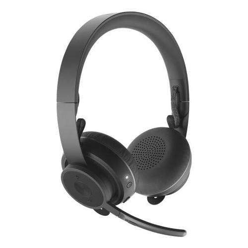 Headset »UC Zone Wireless« grau, Logitech