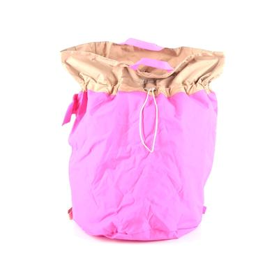 7AM Backpack: Pink Solid Accesso...