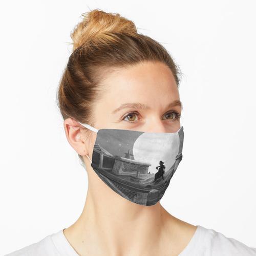 Dachdecker - Mono-Option Maske