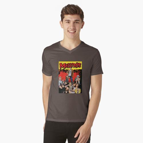 Mallrats t-shirt:vneck