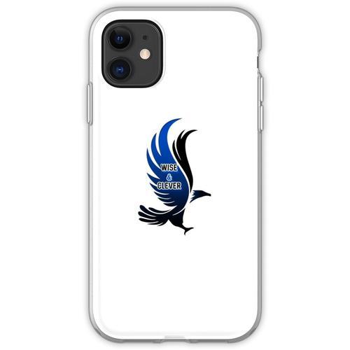 Wise & Clever Blue Eagle HARRYPOTTER Flexible Hülle für iPhone 11