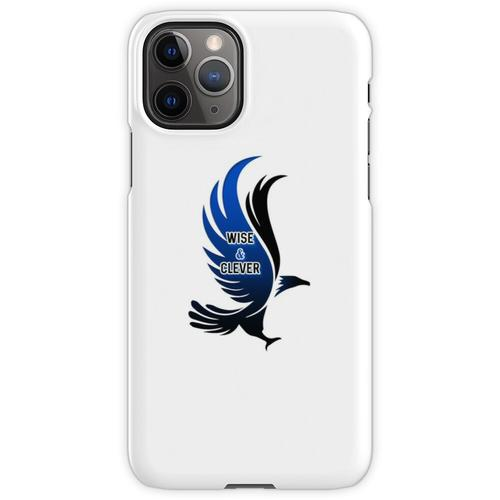 Wise & Clever Blue Eagle HARRYPOTTER iPhone 11 Pro Handyhülle