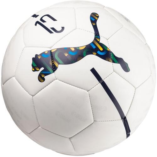 PUMA NEYMAR JR Fußball in puma white-multi colour, Größe 5