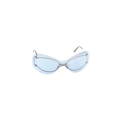 Cartier Sunglasses: Blue Solid A...